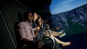 Image of 4D theatre experience