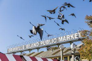 Image of Granville Island Public Market exterior