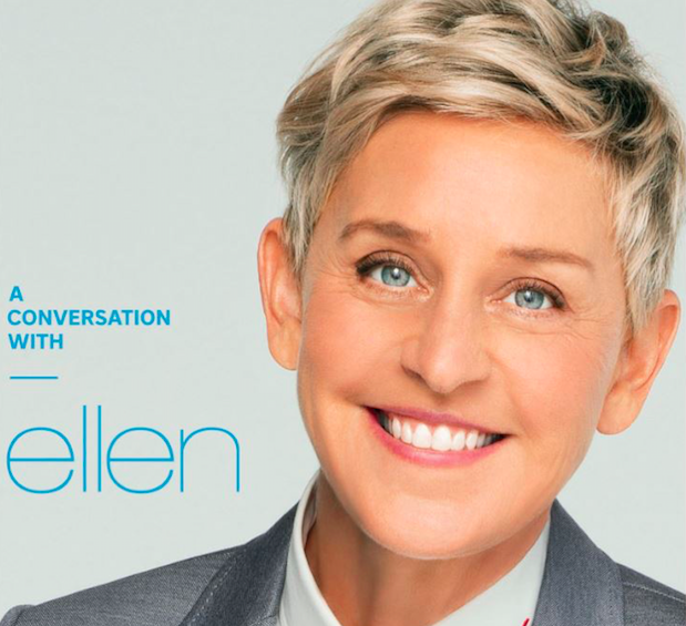 Picture of Ellen DeGeneres
